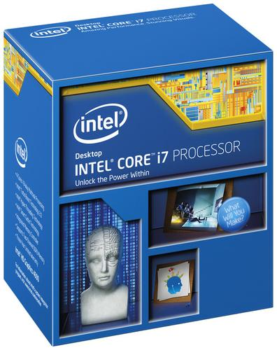 Intel's quad-core fourth-generation unlocked Core unlocked desktop chip in box