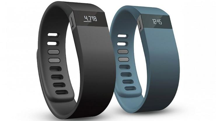 Fitness bands like the Fitbit Force are expected to be popular this Christmas.
