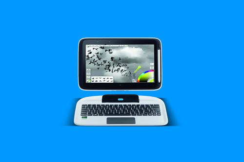 Intel's Education 2-in-1 hybrid