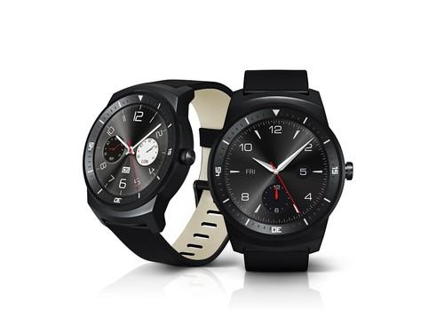 LG's G Watch R is being touted as the first smartwatch to feature a plastic OLED using the entire face as a display. It will be shown off at IFA in Berlin Sept. 5 to 10.