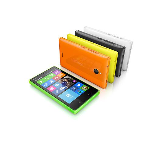 The new Nokia X2 smartphone.