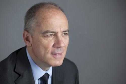 Stéphane Richard, Chairman and CEO of France Télécom.