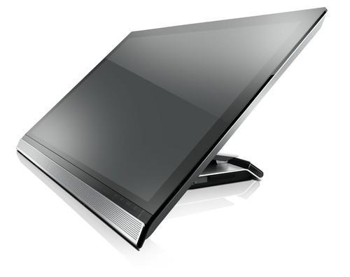 Lenovo's ThinkVision 28 4K monitor/Android PC