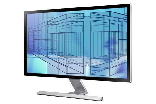 Samsung's 28-inch UD590 4K monitor
