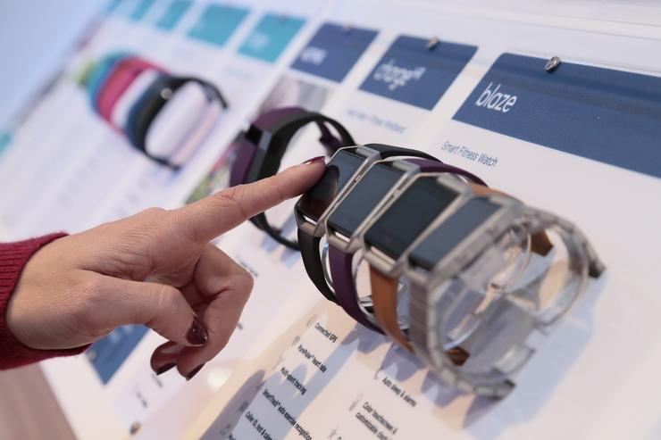 Wearables at CES 2016. Photo: Courtesy of CES