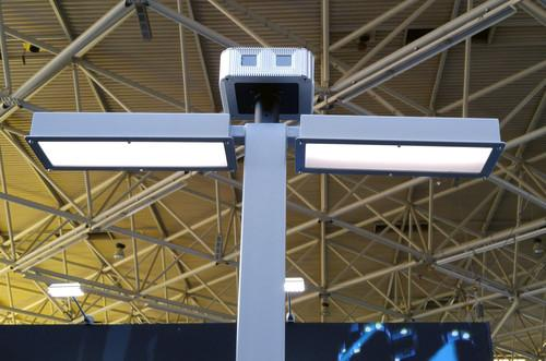 InterDigital's EdgeHaul antenna uses beam forming to aim the signal, and is a precursor to the antennas that will help speed up 5G networks.
