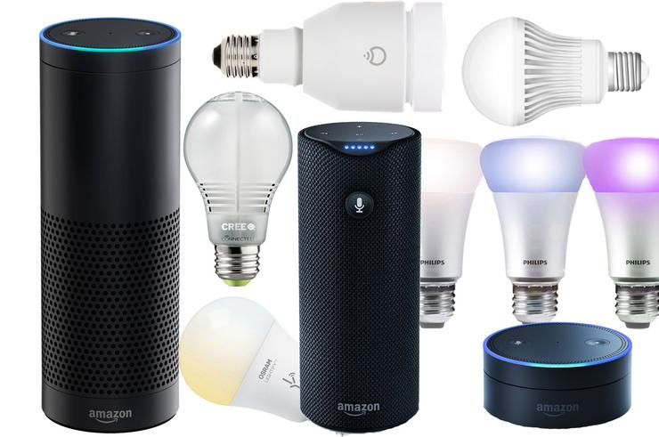 10 smart light bulbs that work with amazon echo and its virtual assistant alexa pc world. Black Bedroom Furniture Sets. Home Design Ideas
