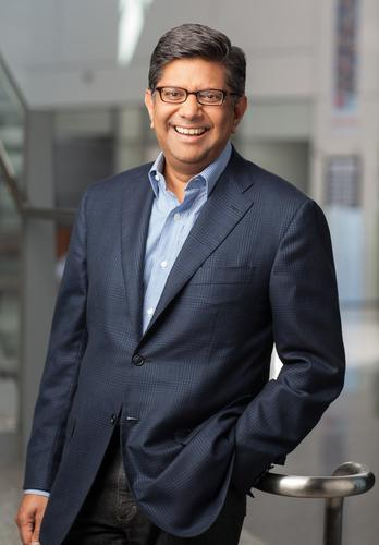 Qualcomm's chief marketing officer Anand Chandrasekher