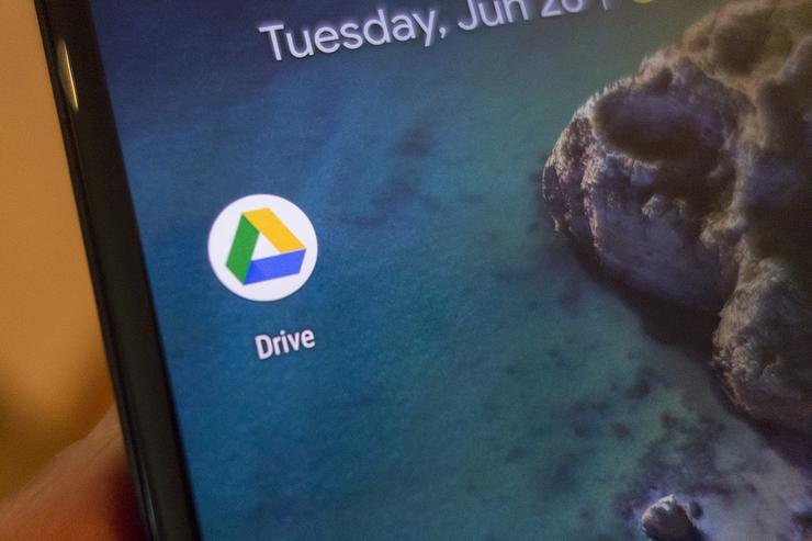 Google Drive for iOS gains Touch ID and Face ID authentication