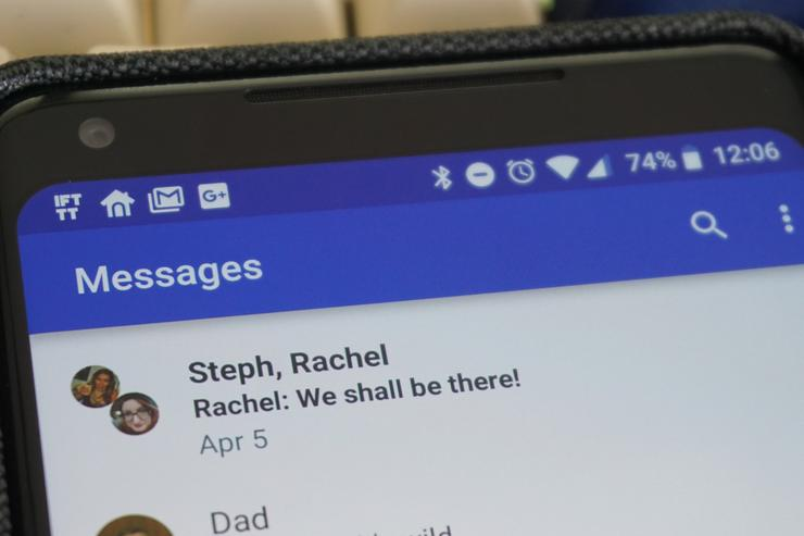 Google Messages adds new feature that protects you from spam