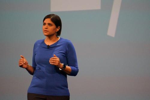 Aparna Chennapragada at Google I/O 2015