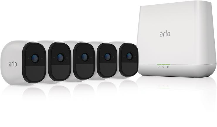 Netgear tweaks its home security camera line by introducing the Arlo