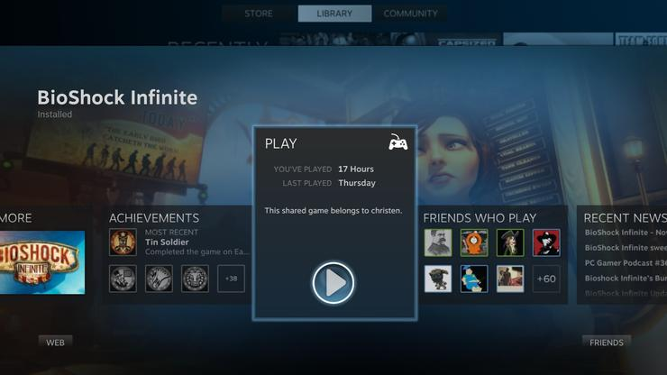 How to use Steam's Family Library Sharing - PC World Australia