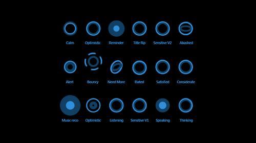 Cortana moods