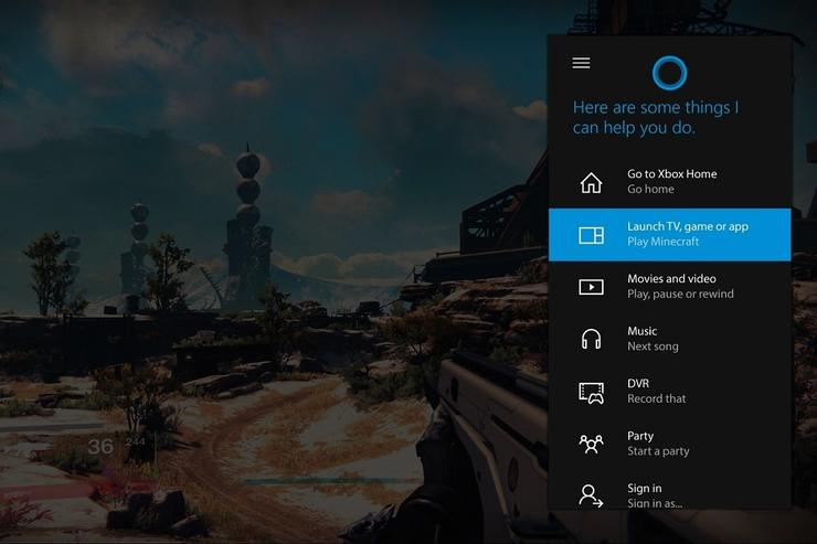 Cortana on Xbox One: Here are the most useful voice commands - PC