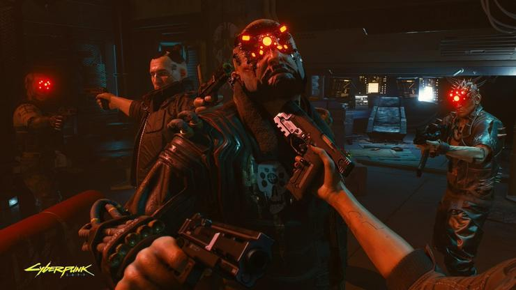 Cyberpunk 2077 is now playable from start to finish