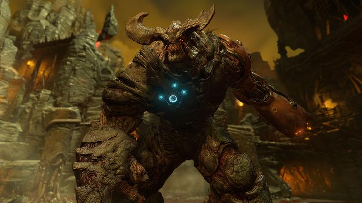 Doom S New Vulkan Patch Makes A Fast Beautiful Game Faster And More Beautiful Pc World Australia