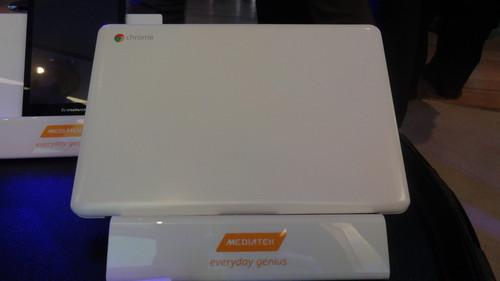 Chromebook with Mediatek ARM chip at Computex 2015