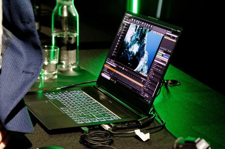 Razer Eyes Creatives With Blade Studio Edition Laptops