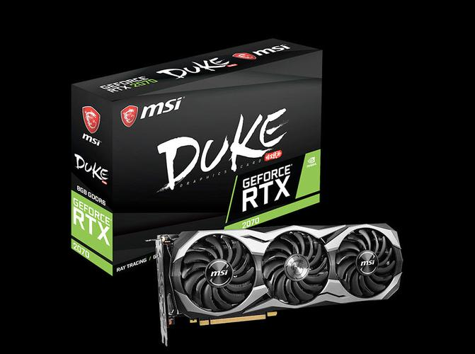 MSI announces custom GeForce RTX 2070 Series - PC World