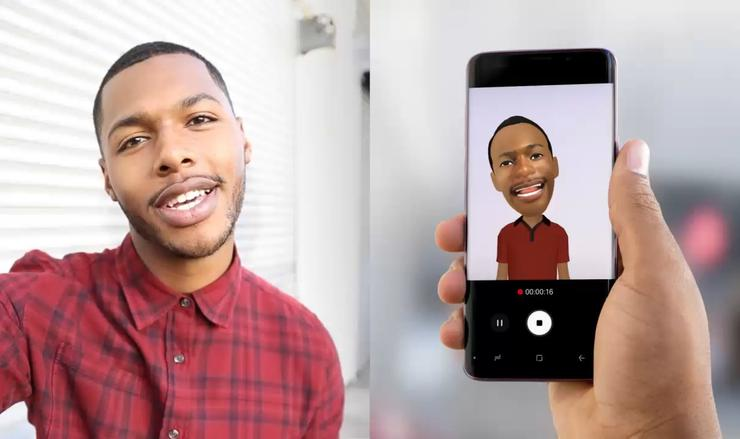 How to create an AR Emoji and more on the Samsung Galaxy S9