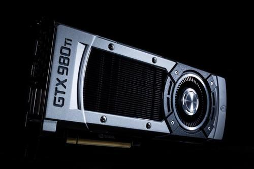 Nvidia's GeForce GTX980 Ti