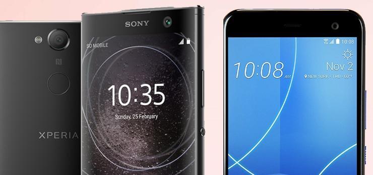 Smartphone Showdown: Sony Xperia XA2 v HTC U11 Life - PC World Australia