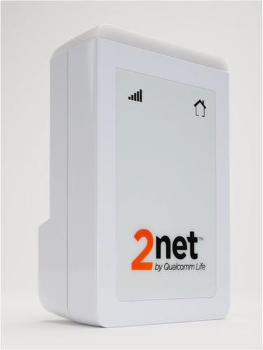 The 2net hub from Qualcomm Life