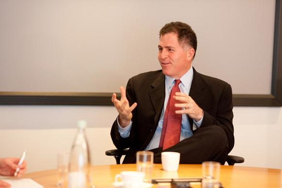 Michael Dell, Source: Dell