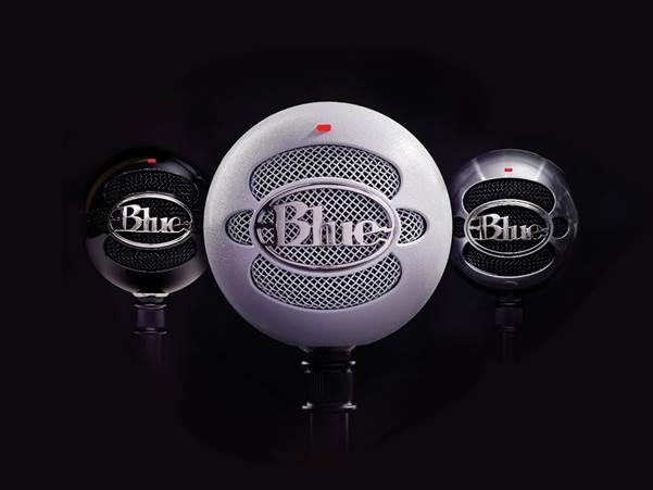 Blue Microphones bring Snowball USB Microphone to Australia