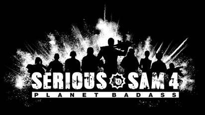 Serious Sam 4: Planet Badass Announced, Full Reveal At E3