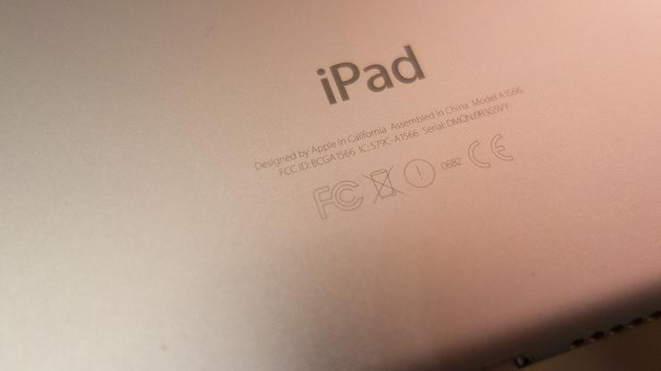 how to tell which ipad you have