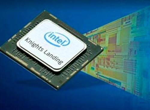"Intel's Xeon Phi ""Knight's Landing"" processor"