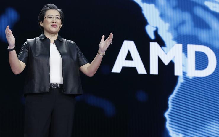 Lisa Su (AMD)