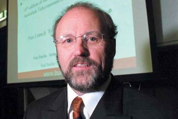 BuddeComm telco analyst Paul Budde