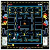 Pacman is one of the games available on Palm's mobile app store