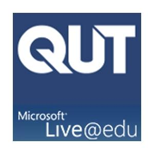 QUT commits to Microsoft's Live@edu hosted messaging service for 40,000 student accounts