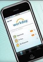 Workday iPhone client