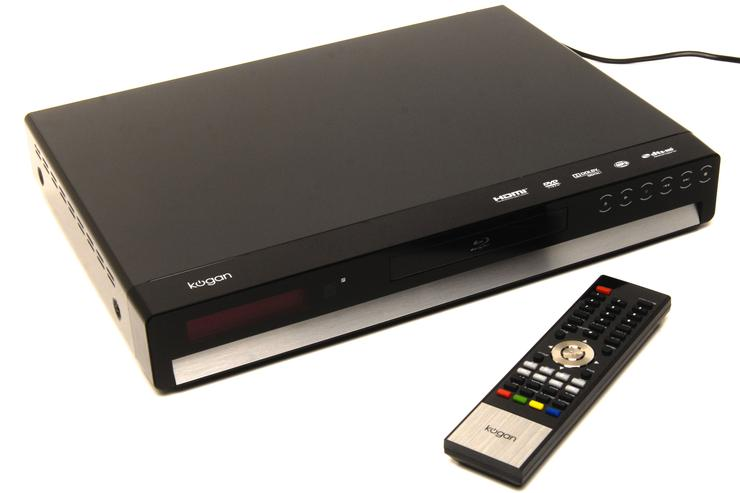 Kogan Technologies Blu-ray Player