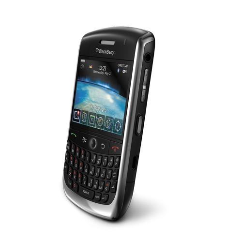 RIM's BlackBerry Curve 8900.