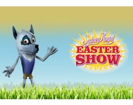 Bluey, the 2009 Royal Easter Show mascot has a Wordpress blog