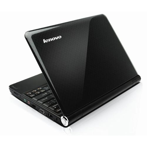 The Lenovo IdeaPad S12 netbook