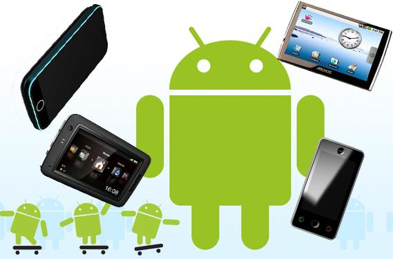 2009: The Year of the Android Invasion? Not quite.