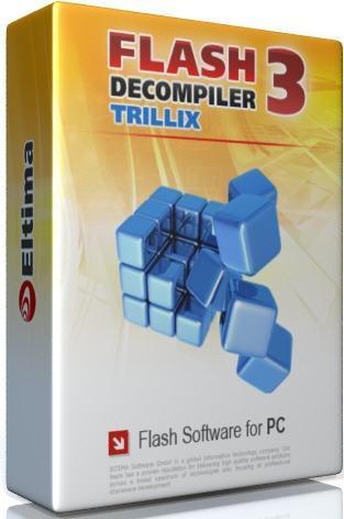 Flash Decompiler Trillix lets you edit flash files affordably