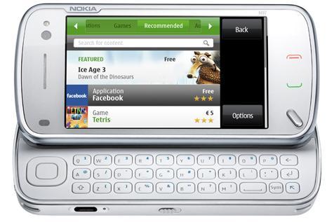 Nokia's N97