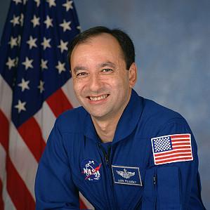 Astronaut Mark Polansky has been keeping followers abreast on Twitter.