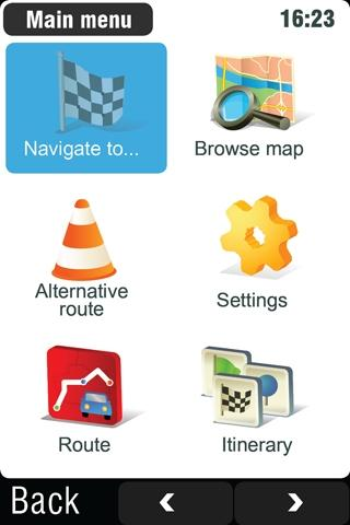 Sygic's Mobile Maps 2009 app is the first offering full turn-by-turn navigation in Australia