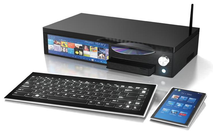 The ultimate set-top box/high-def DVR