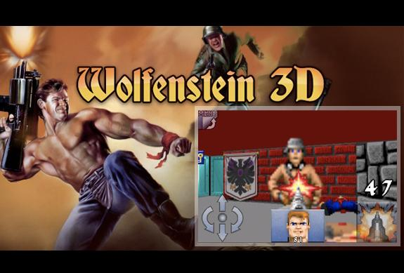 Wolfenstein 3D Classic for the iPhone