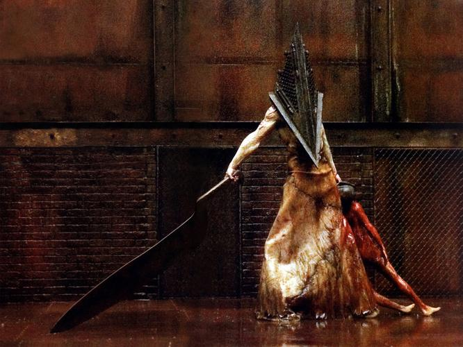 The iconic 'Pyramid Head' is sure to return to the touted sequel.